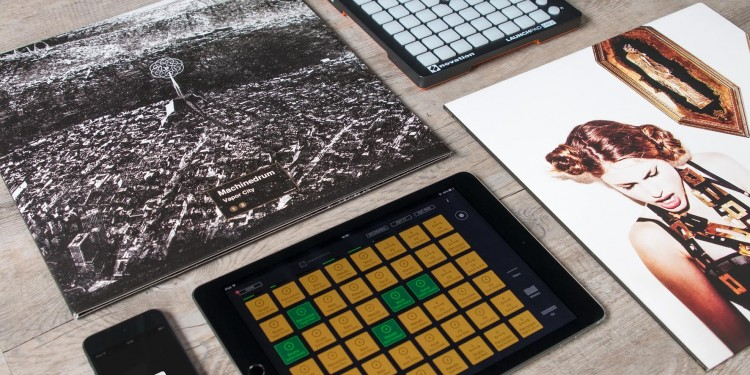 Launchpad meets Ninja Tune and Brainfeeder