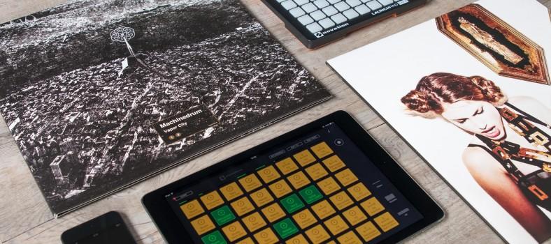 Launchpad meets Ninja Tune and Brainfeeder