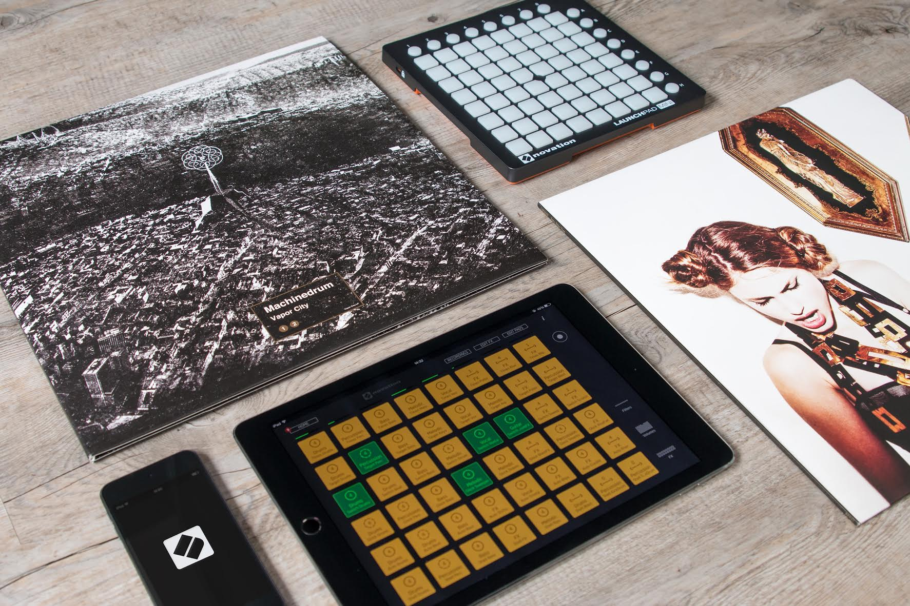 Here's what happens when artists meet up with Launchpad on iOS - CDM