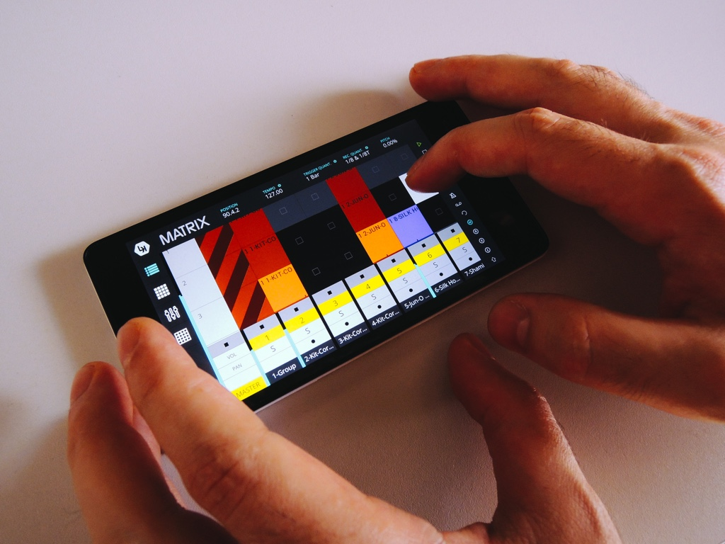 Control MIDI and Ableton from your iPhone, Android for