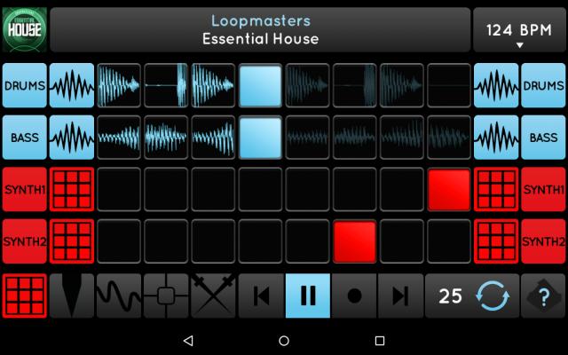 Ninja Jamm Android-07a-Play Matrix mixed clip and drill