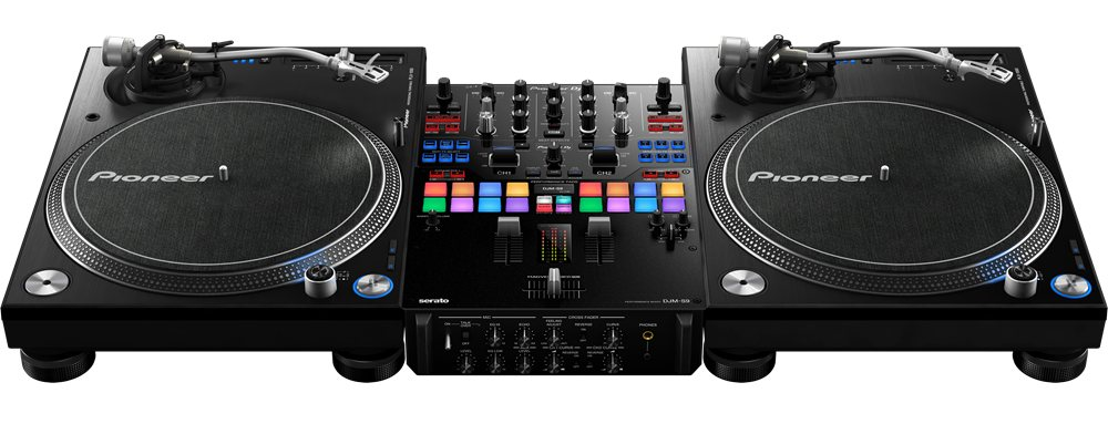 Pioneer Focuses On Scratch Battle Effects With New Mixer