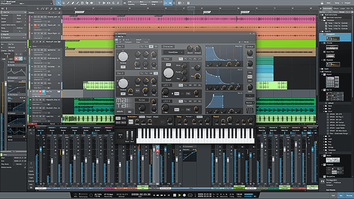 A powerful version of the Studio One DAW is now free