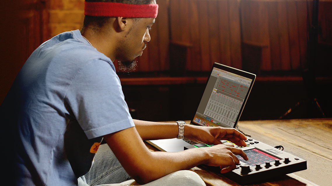 Akai MPC Touch is an MPC with a multi-touch screen - CDM