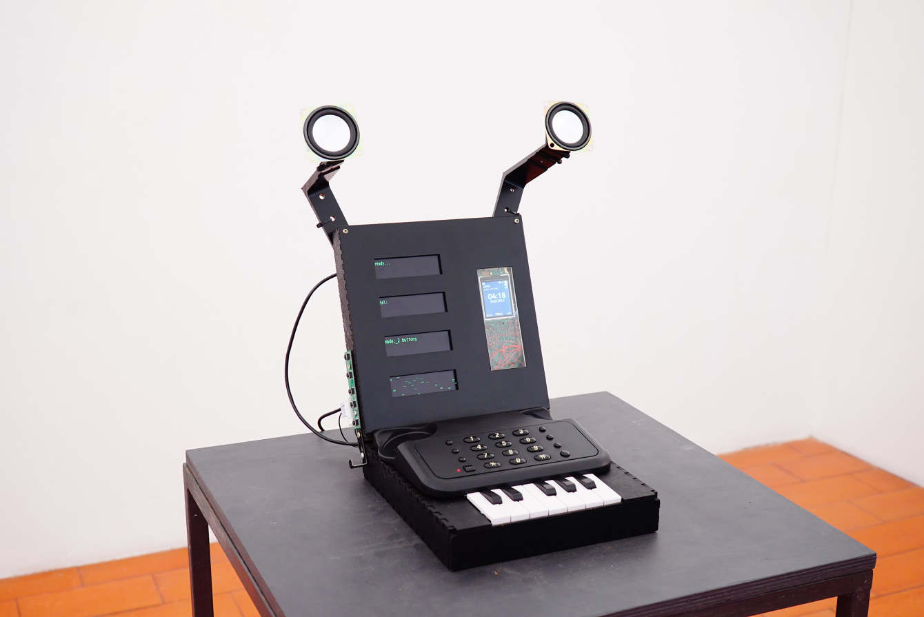 The next prank call you get could come from this crazy synth