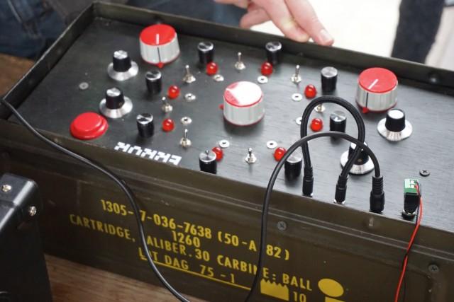 An Error Instruments noise box