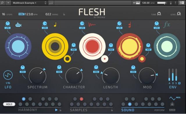 fleshmod