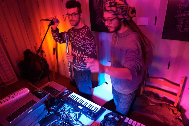 mniotic Gap and their, analog-digital-acoustic mashup(3)