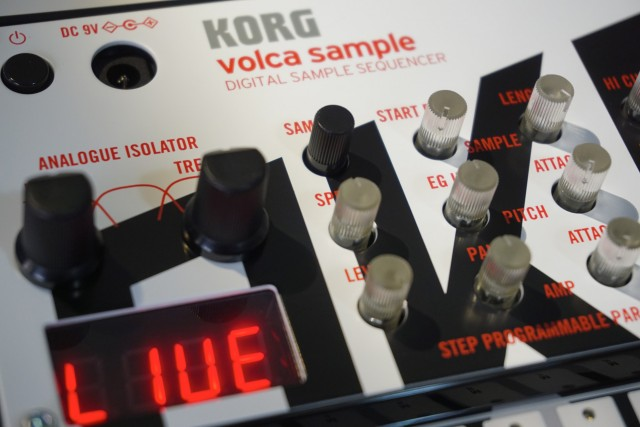 OK Go get their own KORG volca sample - CDM Create Digital Music
