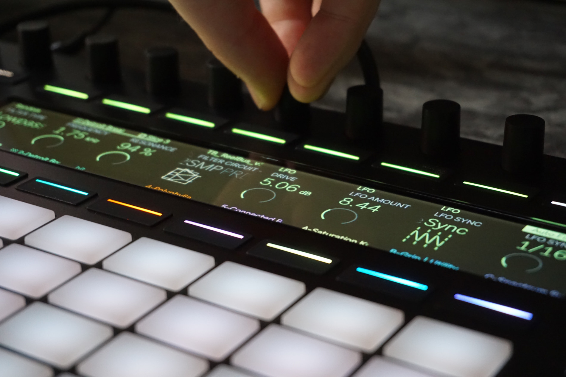 Ableton have now made it easy for any developer to work with Push 2