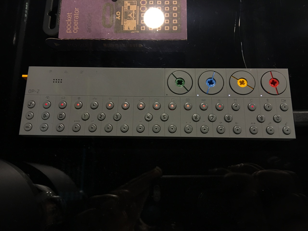 Teenage Engineering has an OP-Z prototype, and it's awesome - CDM ...