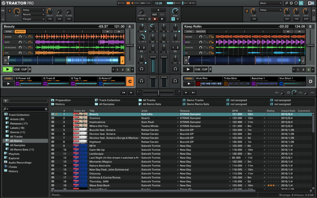 NI_Stems_Traktor_Pro _2_Update_Screenshot