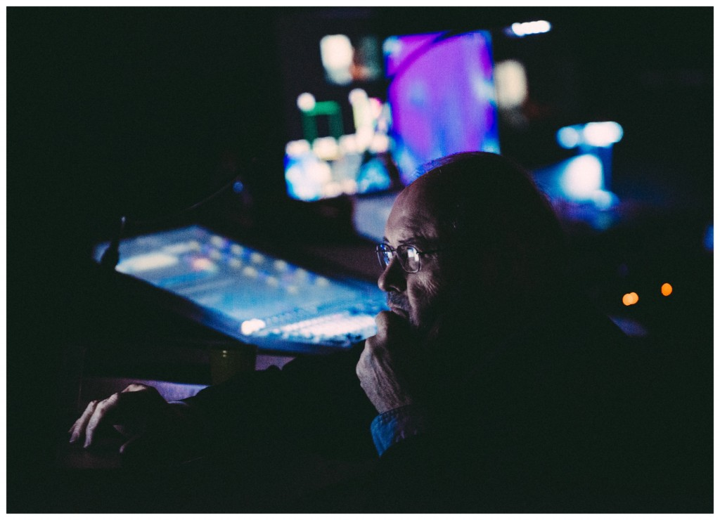 The Long Now; Phill Niblock. Photo: Camille Blake.