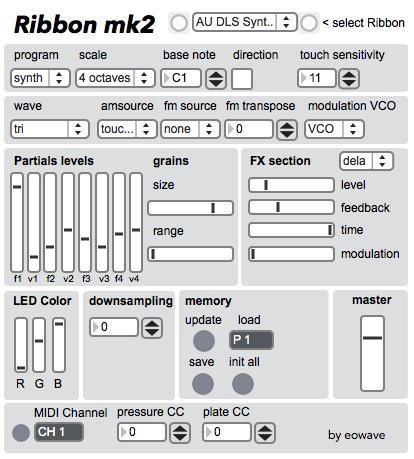 Ribbon Editor