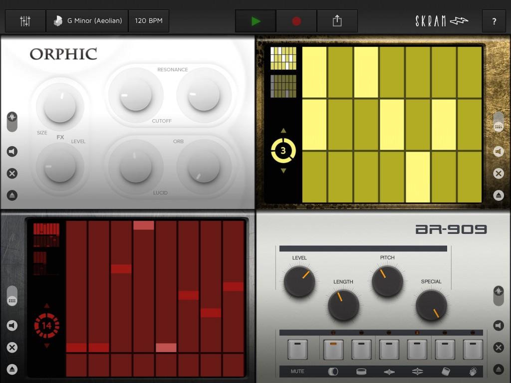Skram app sounds great, navigates rhythm and harmony - CDM