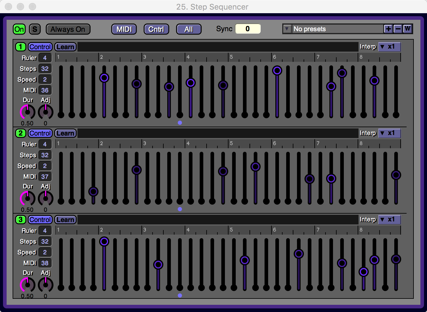 A totally free DAW and live environment, built in