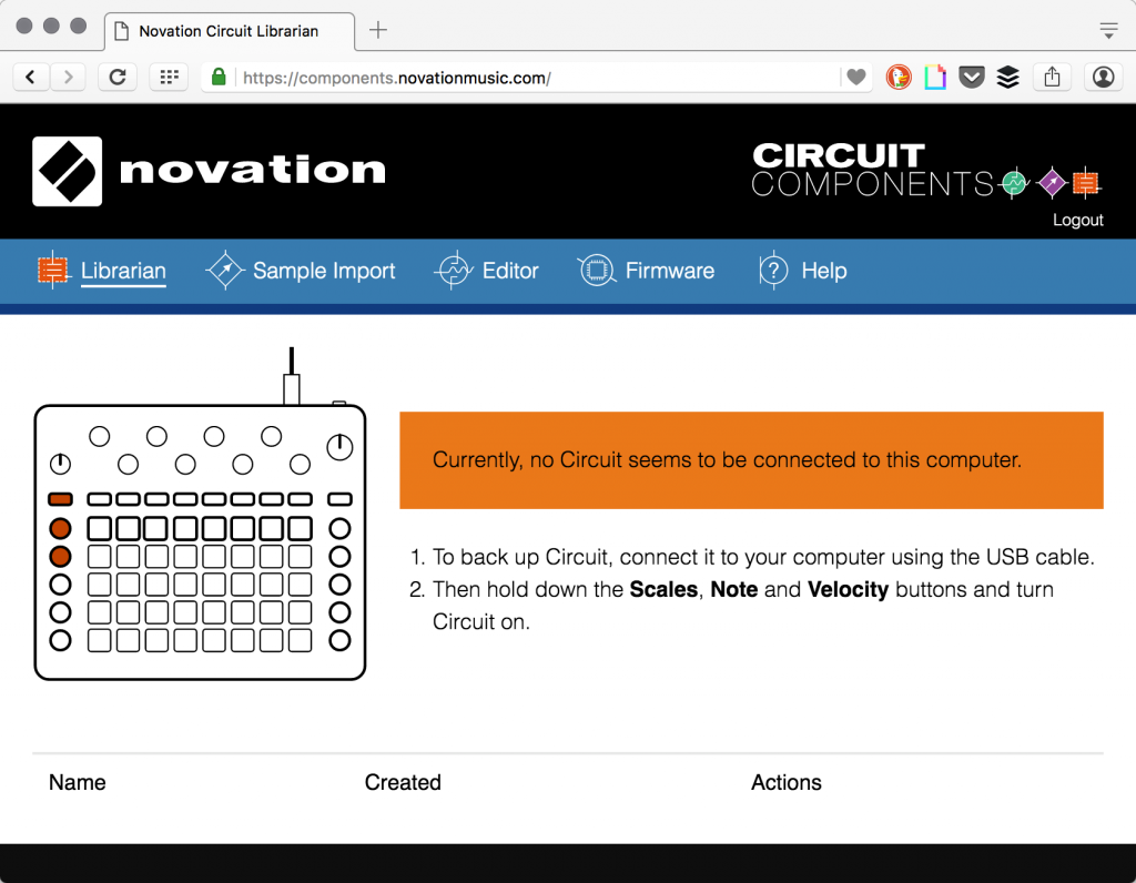 Hands On Guide To Customizing The Novation Circuit Cdm Create Browse Lighting Diagrams That Use A 3 Way Switch Has Consolidated Most Of What You Need At Componentsnovationmusiccom Once
