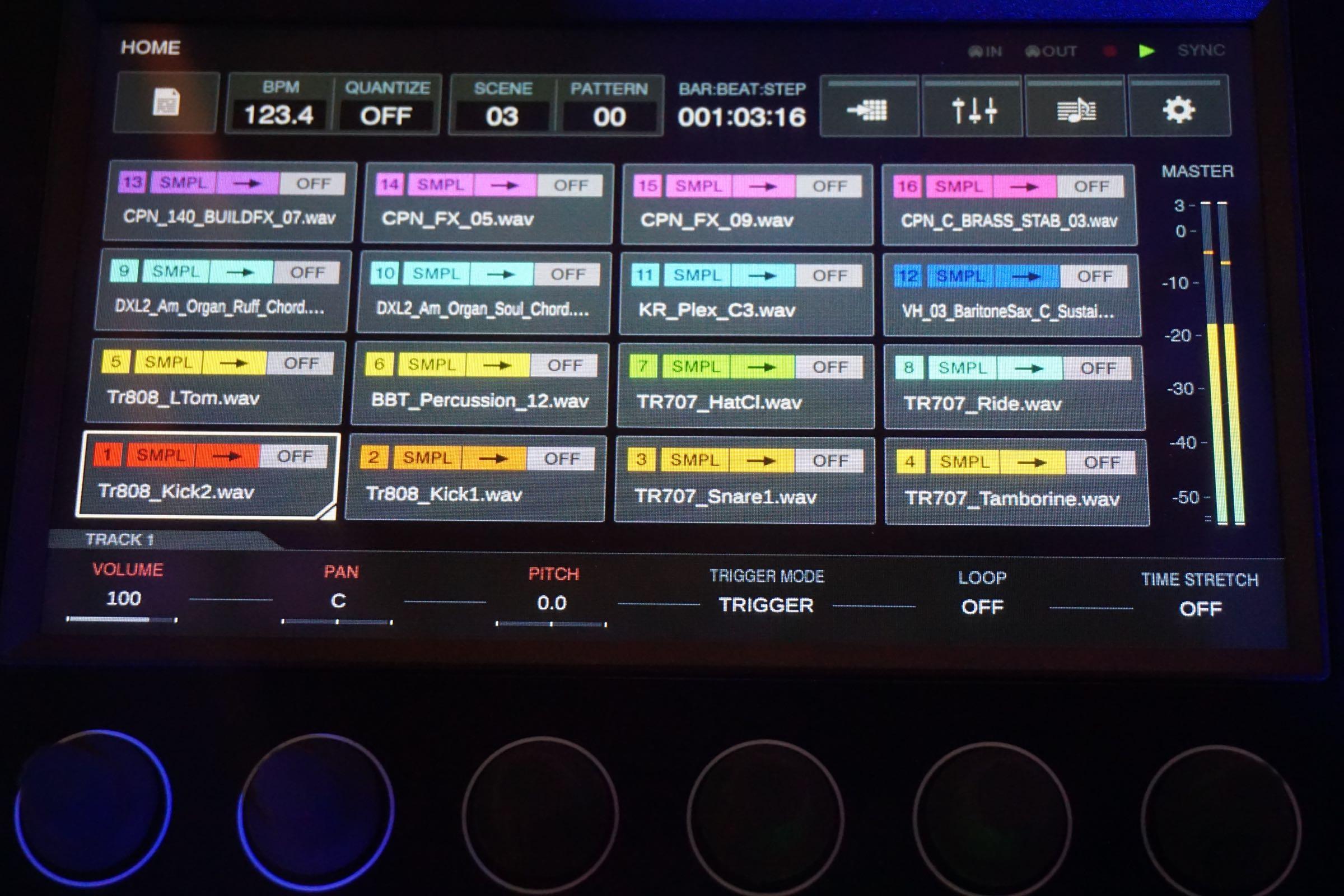 We got our hands on Pioneer's new SP-16 sampler - CDM Create