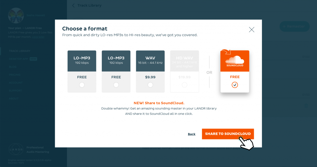SoundCloud want to master your tracks for free - CDM Create Digital