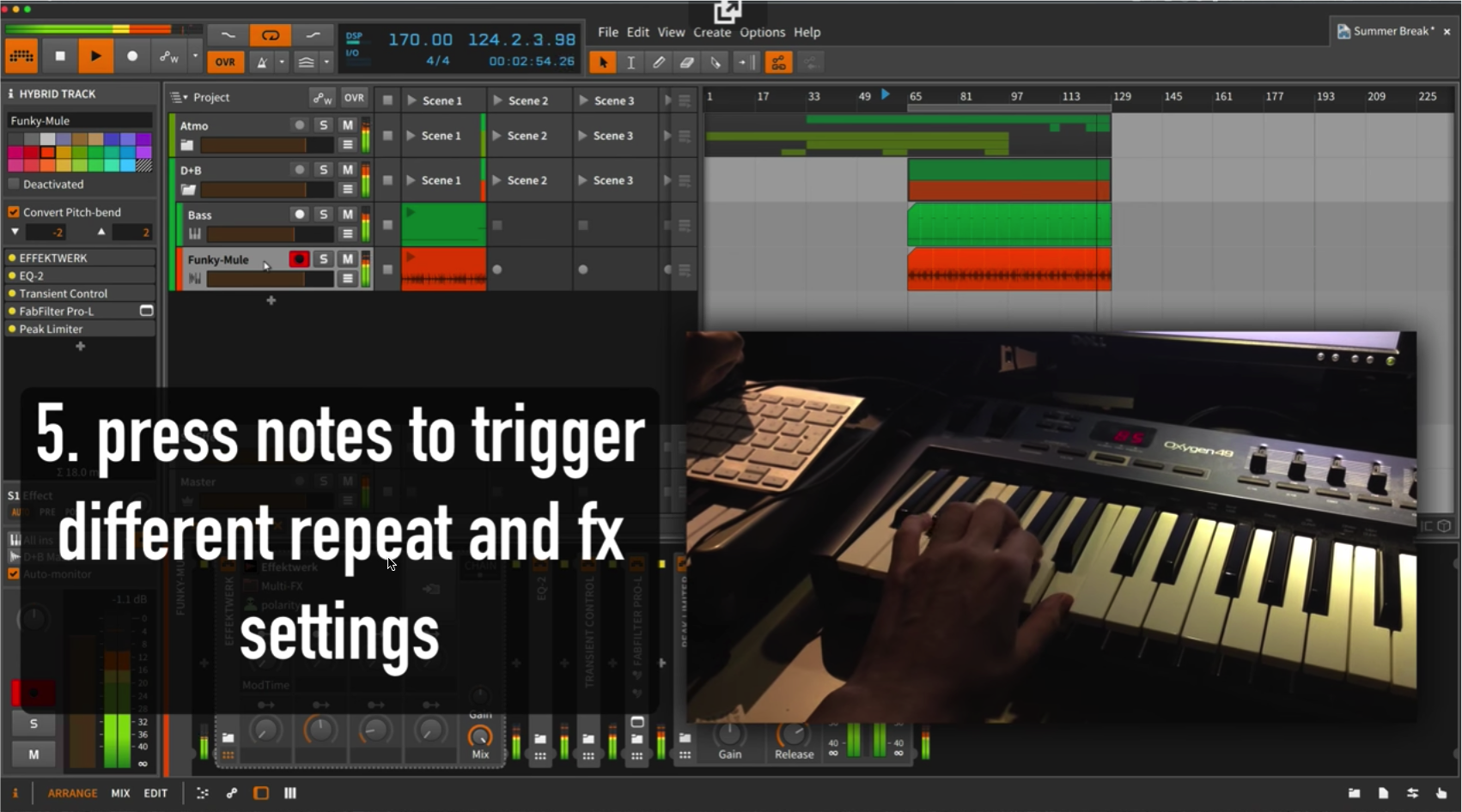 ... effects in Bitwig with MIDI, for free - CDM Create Digital Music