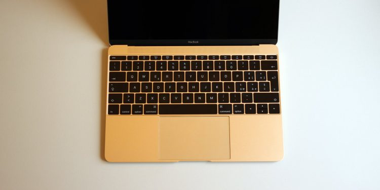 """New MacBook."" Photo (CC-BY Maurizio Pesce."