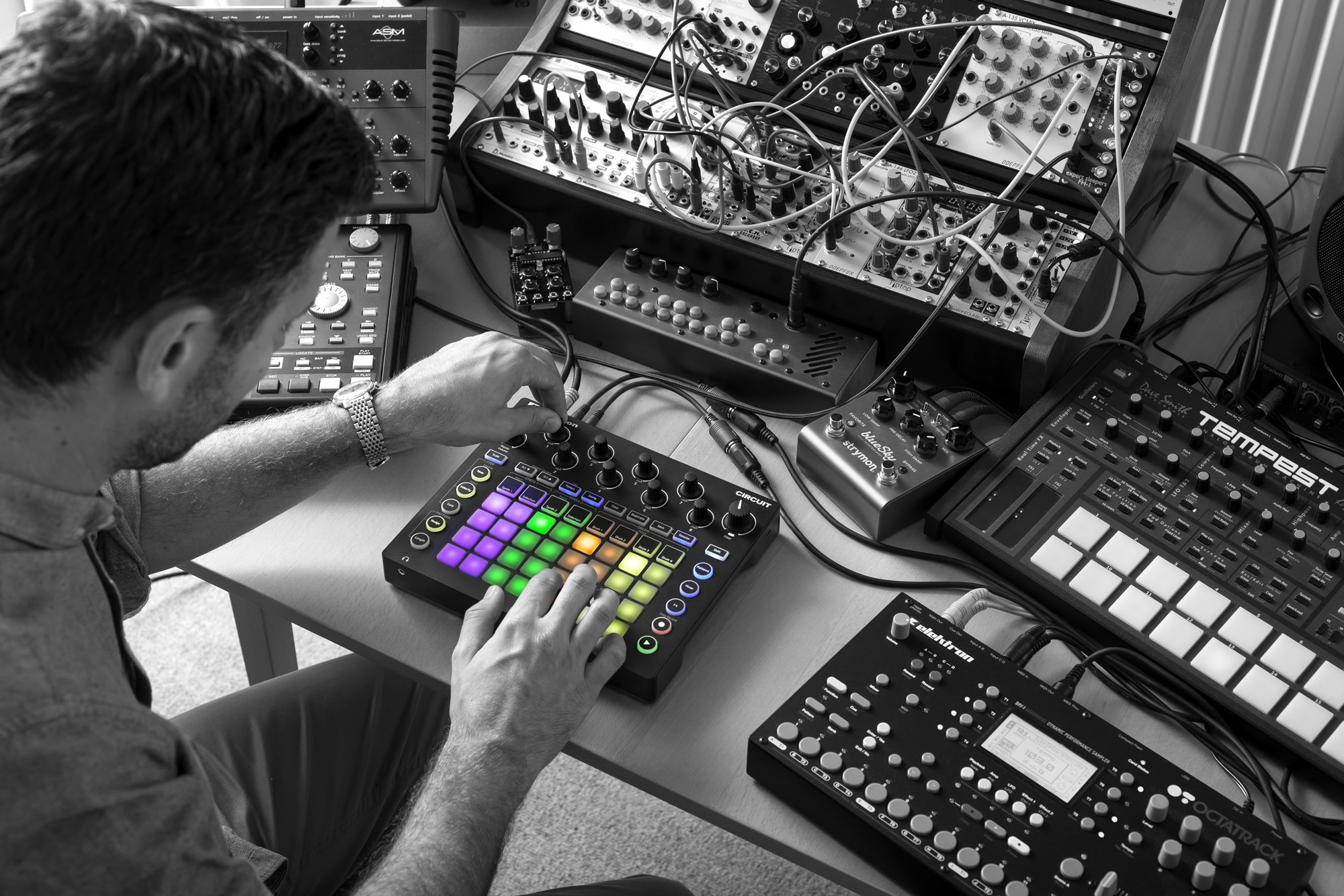 Novation Just Packed More Into Small Affordable Circuit