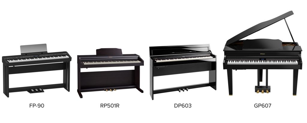 Roland_Pianos_collage
