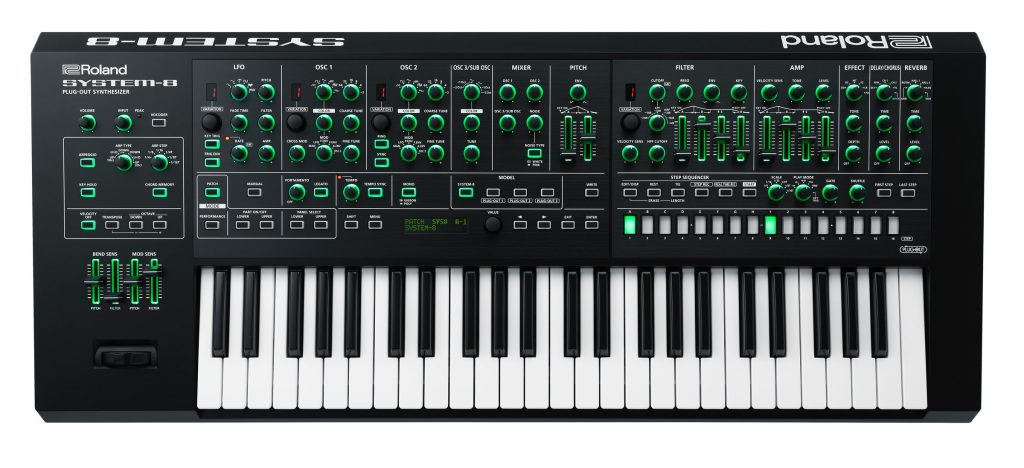 Roland_SYSTEM-8_Top