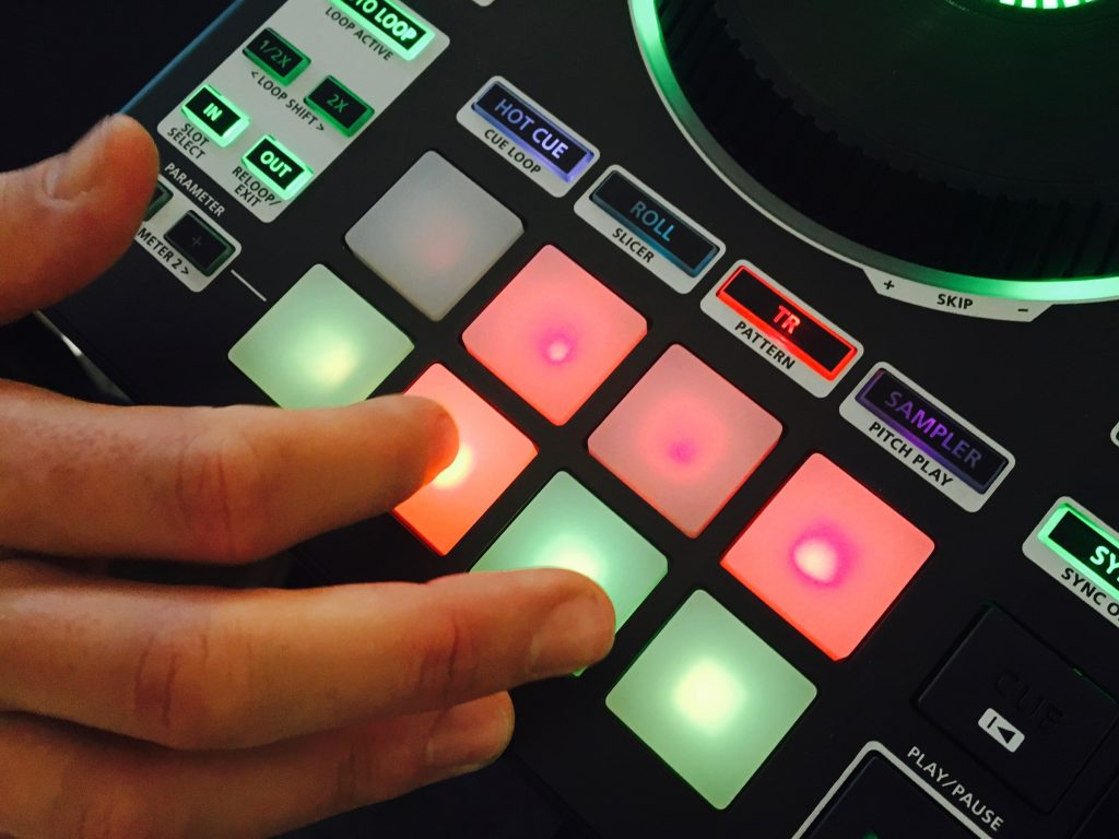 Roland and Serato made a monster DJ controller that does