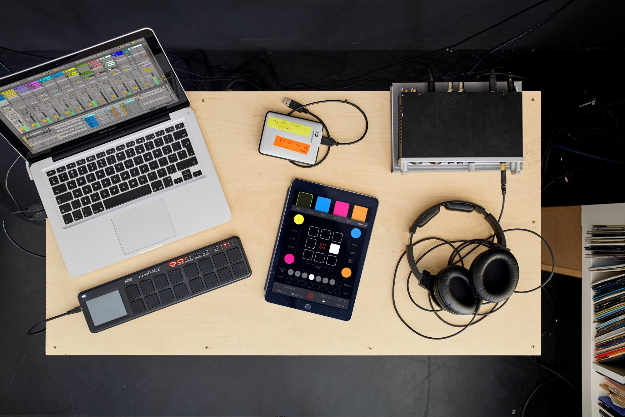 Ableton Live export comes to an SDK, plus Triqtraq