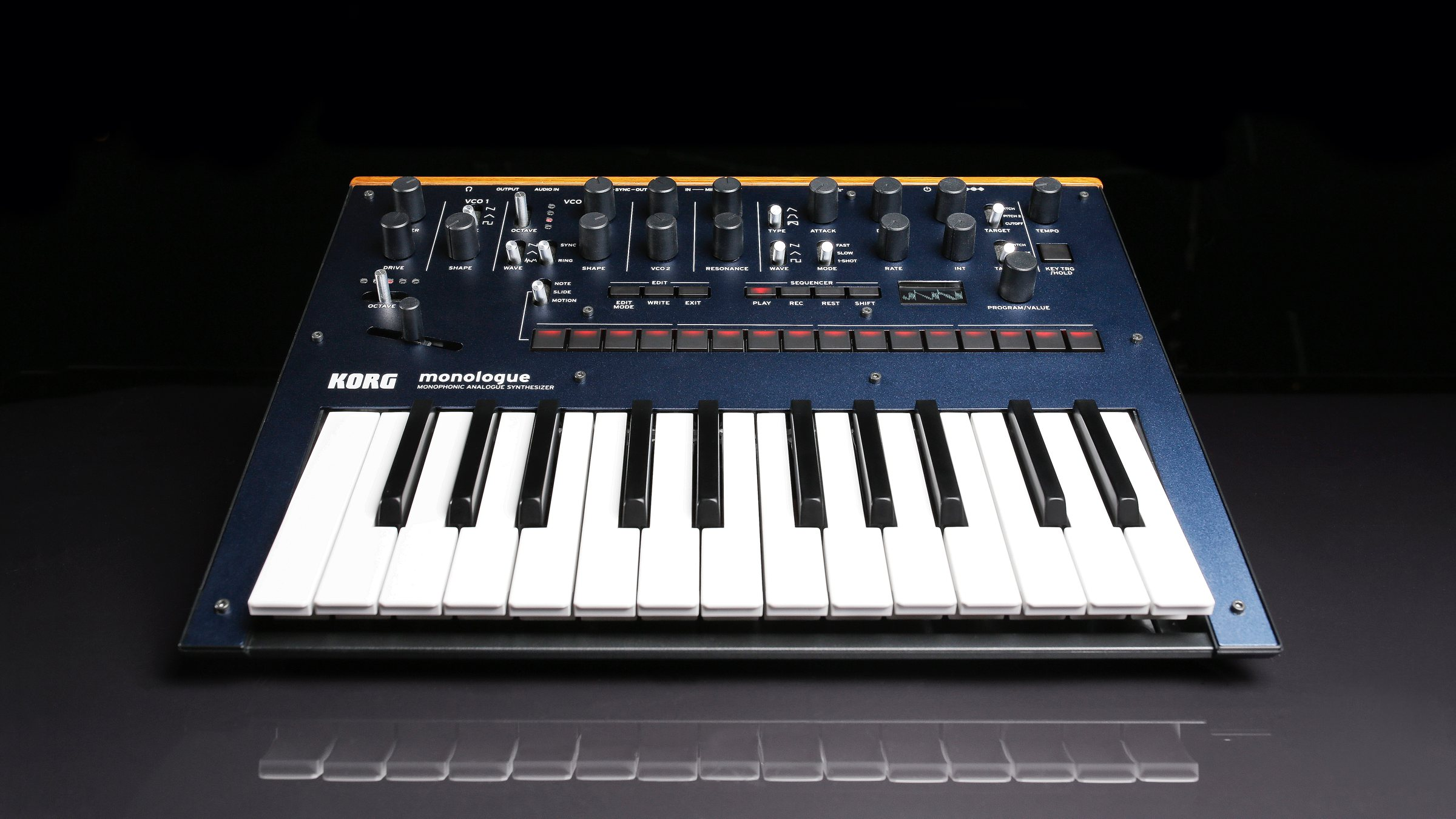 300 Korg Monologue Synth Is A Sequel Not A Mini