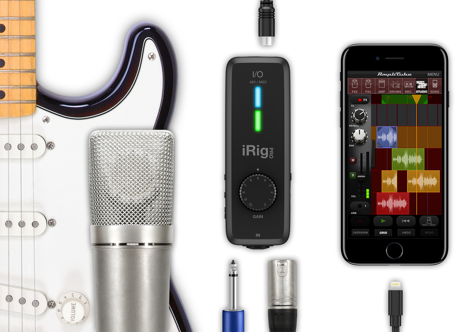 IK's iRig Pro I/O comes close to being a perfect mobile music accessory -  CDM Create Digital Music