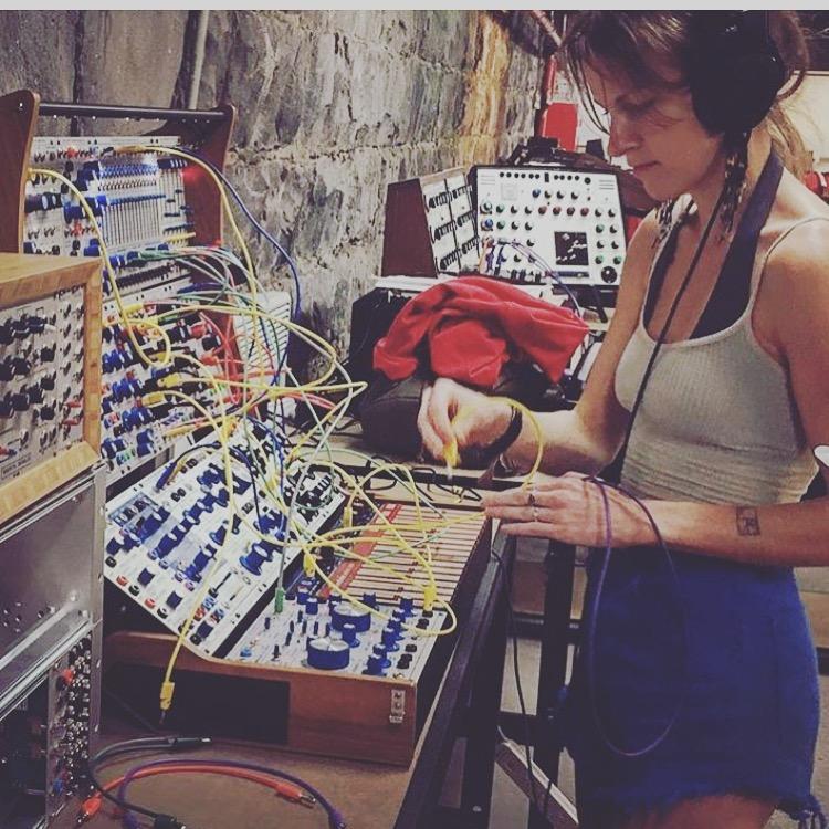 Kaitlyn Aurelia Smith at MESS.
