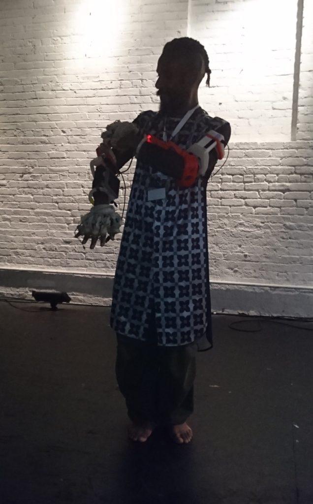 Cyborg Onyx Ashanti.