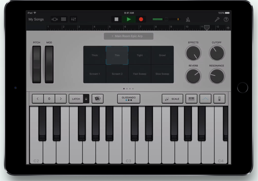 Alchemy could be a new reason to download GarageBand on iOS.