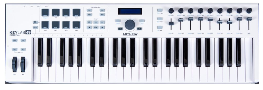 The new Arturia keyboards work with anything, under $300, with