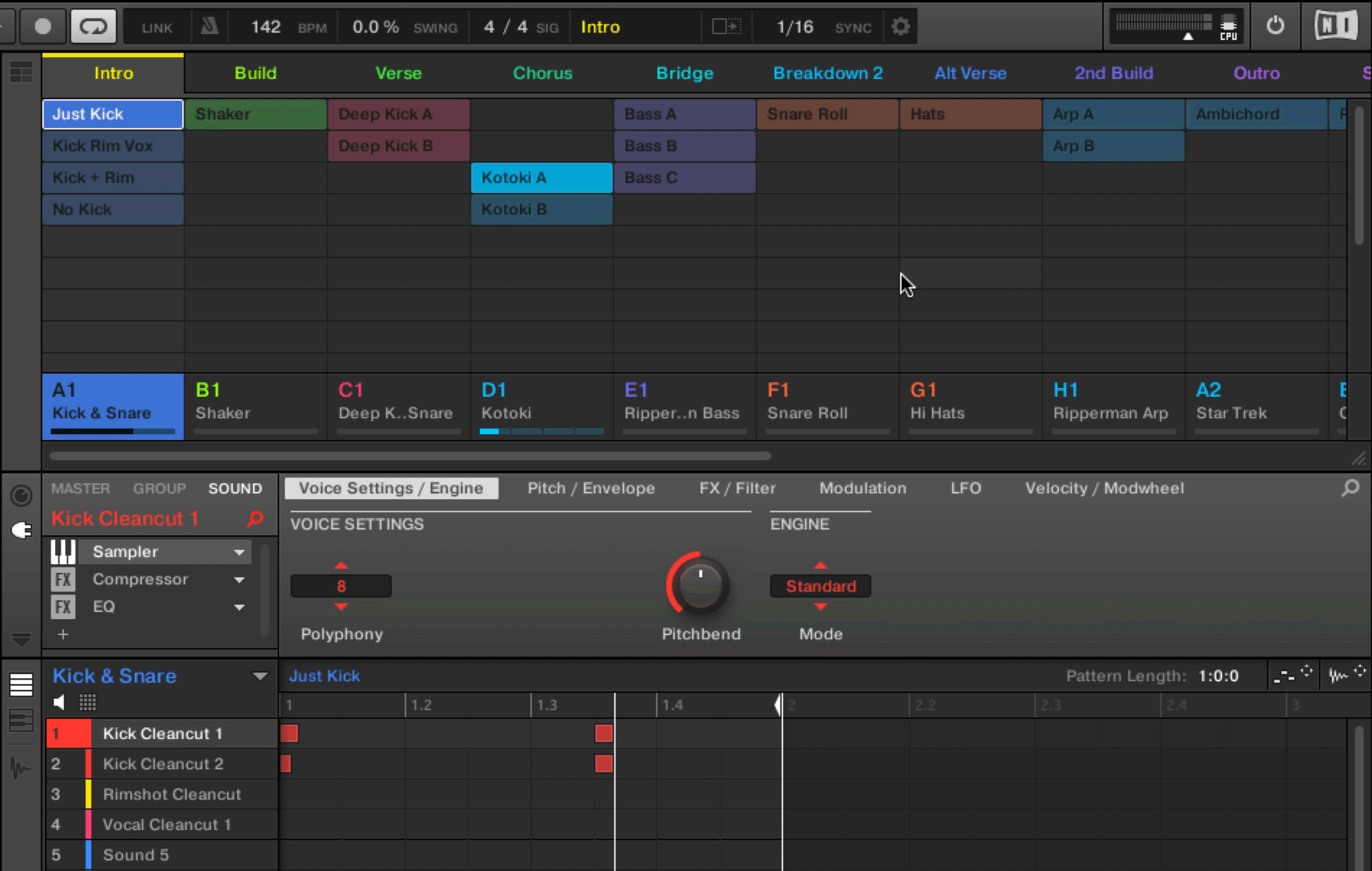 Maschine 2.6.5 makes it easier to manage ideas, routings - CDM ...