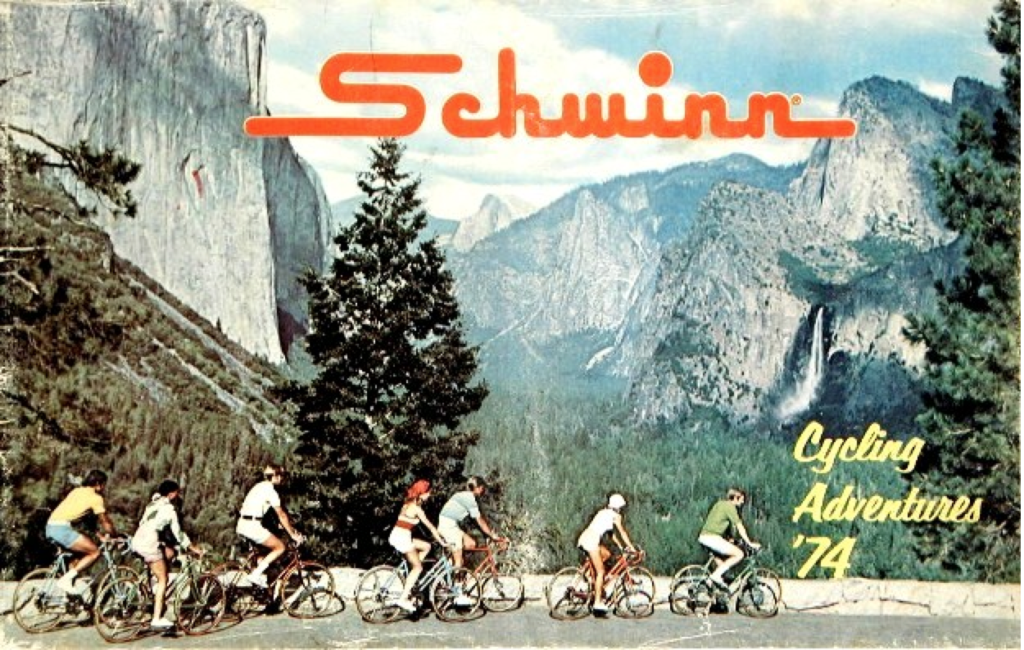 The Schwinn bicycle catalog that started it all.