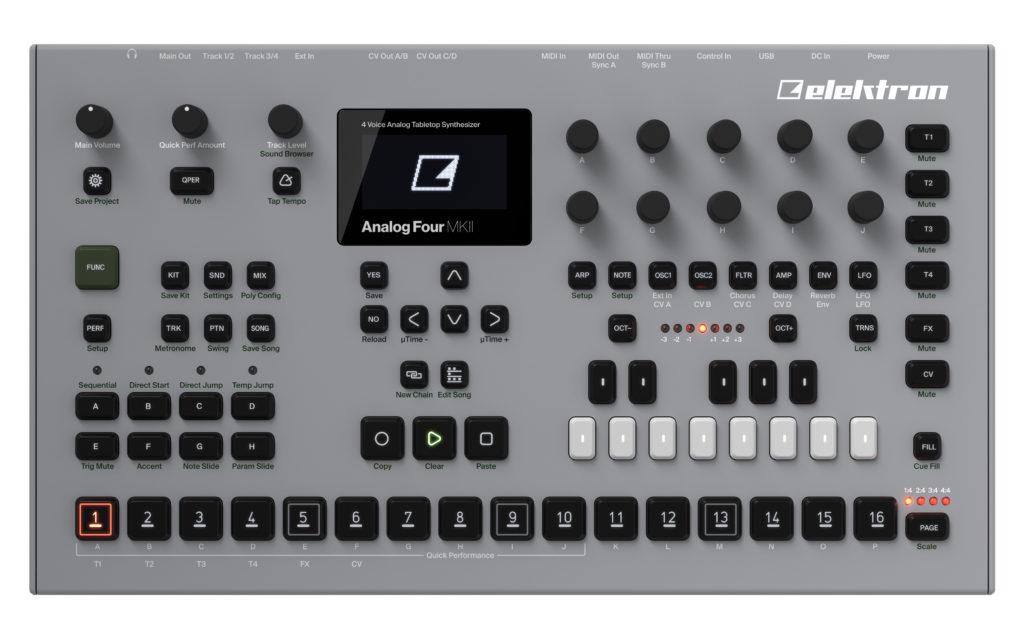 elektron-analog-four-mkii-top