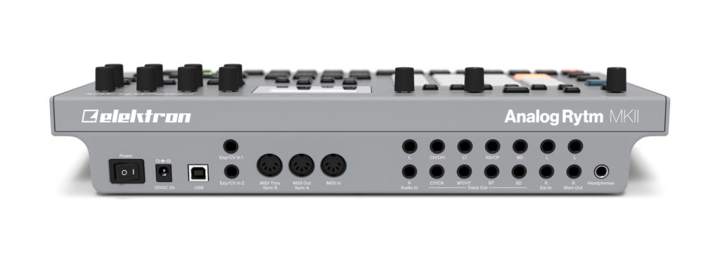 elektron-analog-rytm-mkii-back