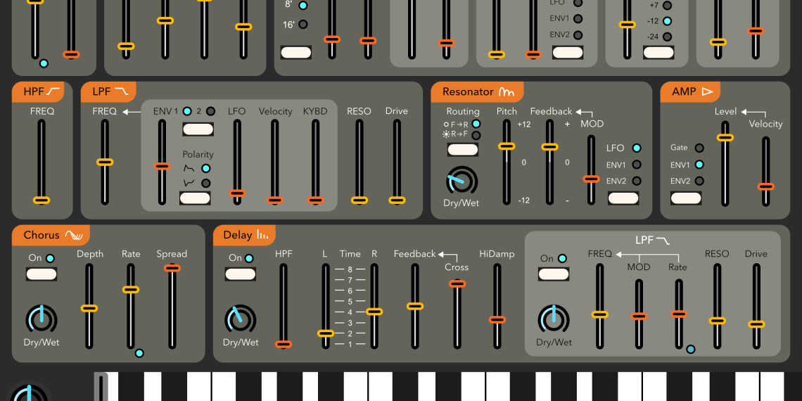 Lorentz Synth
