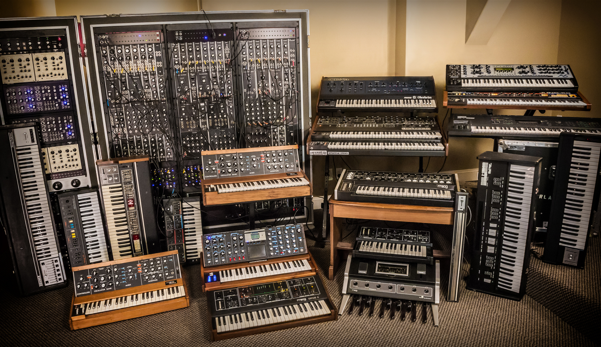 Syntronik is the new monster softsynth from IK