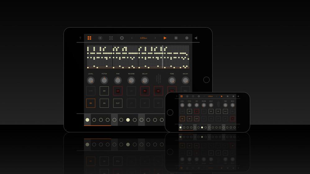 mv08 is a new drum machine for ios cdm create digital music. Black Bedroom Furniture Sets. Home Design Ideas