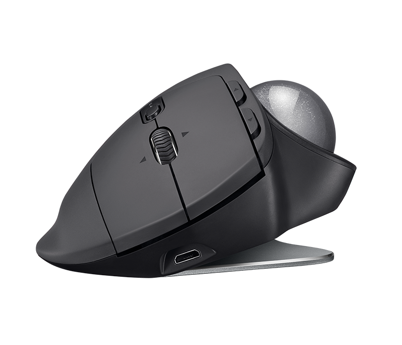 Logitech brings back the trackball – that studio and creation boon