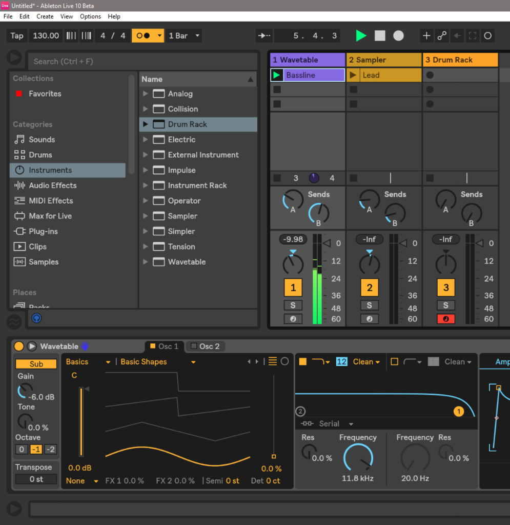 Ableton Live 10 in depth: hands-on impressions, what's new