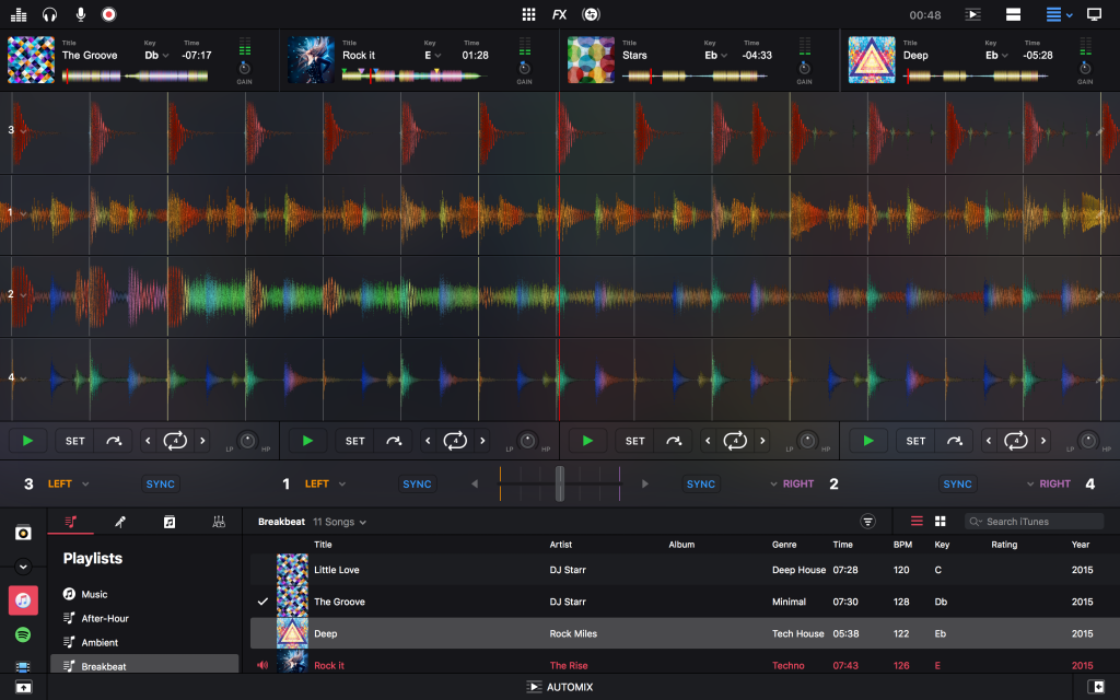 djay Pro 2 brings algorithms and machine learning to DJing - CDM