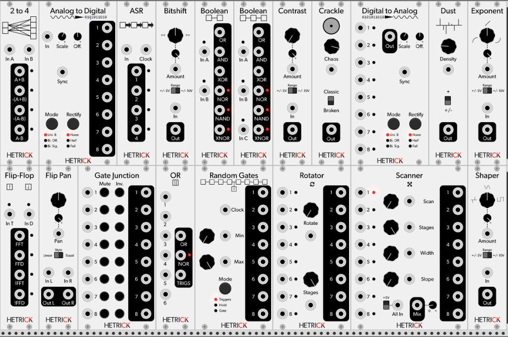 A guide to VCV Rack, a software Eurorack modular you can use