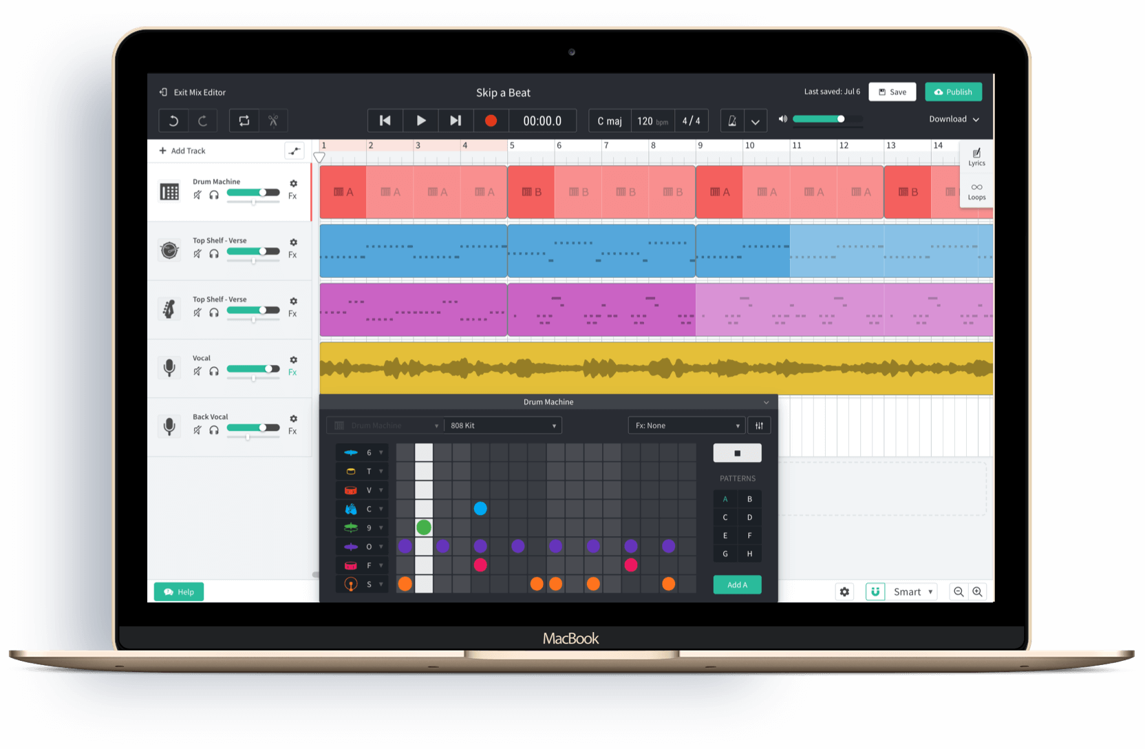 An online and mobile DAW called BandLab just acquired