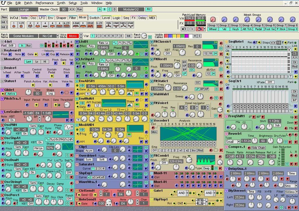 Miss Nord Modular? This hack runs your patches as free software