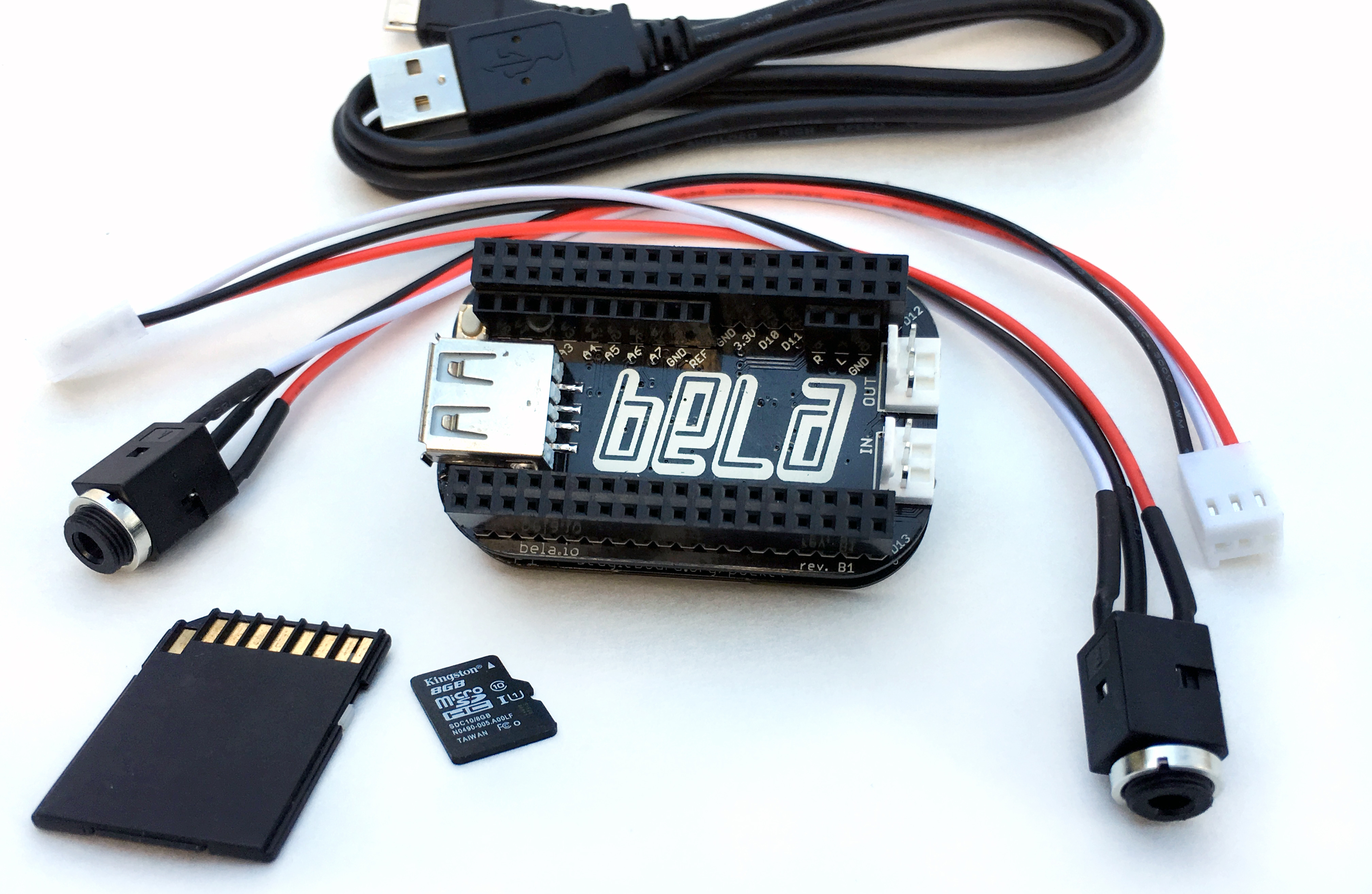 Raspberry Pi Vocoder